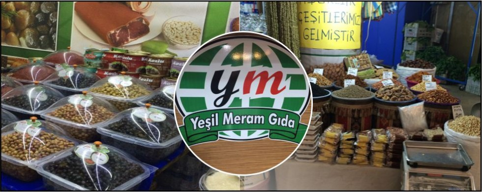 Yeşil Meram Gıda Market